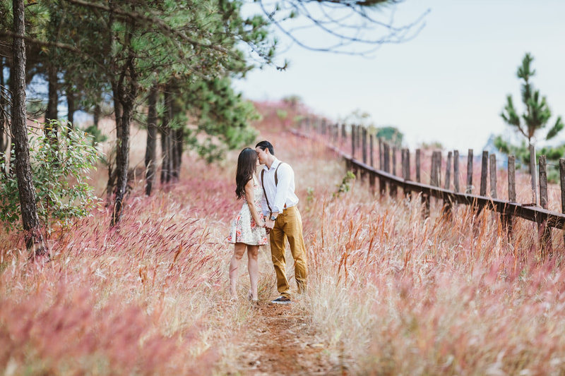 Immortalized Image Photography engagement portraits by photographer Christal Sharp