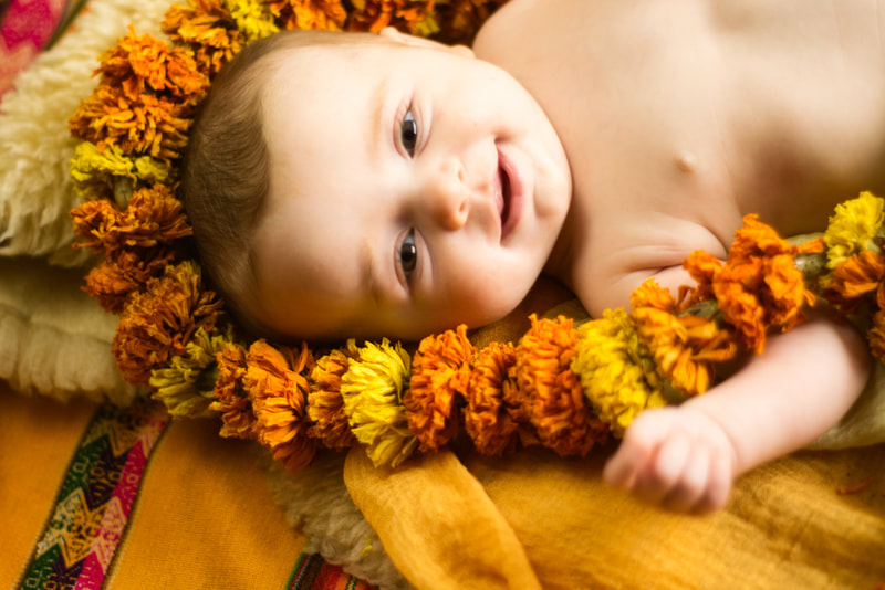 Immortalized Image photography newborn portraits in Ashland Oregon by photographer Christal Sharp
